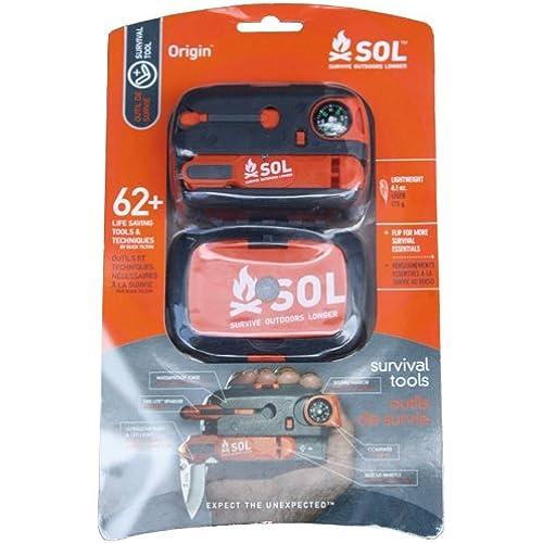 [지진 / 재해재난대비 용품] SOL(솔) 서바이벌 키트 오리진 12349 (2011-09-21)