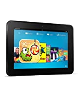 "Kindle Fire HD 8.9"" 4G LTE Wireless, Dolby Audio, Dual-Band Wi-Fi, 32 GB (Previous Generation - 2nd)"