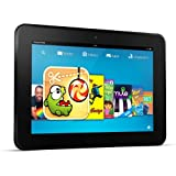 "Kindle Fire HD 8.9"" 4G LTE Wireless, Dolby Audio, Dual-Band Wi-Fi, 64 GB - Includes Special Offers ~ Kindle"
