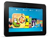 "Kindle Fire HD 8.9"" 4G LTE Wireless, Dolby Audio, Dual-Band Wi-Fi, 32 GB - Includes Special Offers by Kindle  (Nov 20, 2012)"