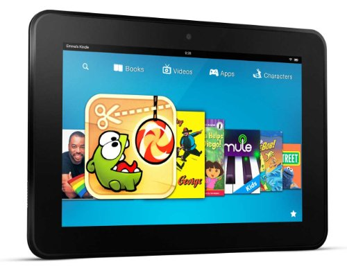 Kindle Fire HD 8.9″ 4G LTE Wireless, Dolby Audio, Dual-Band Wi-Fi, 32 GB – Includes Special Offers – Special Offer image