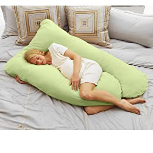 Todays Mom Cozy Comfort Pregnancy Pillow Review
