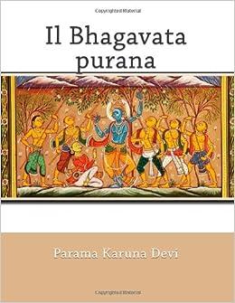 Il Bhagavata purana (Italian Edition) (Italian) Paperback – August