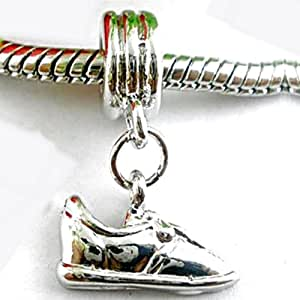 mens sneaker sports shoe trainer running pendant