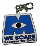 Disney Lanyard Medal - Monsters Inc - We Scare Because We Care
