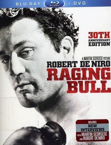 Raging Bull (30th Aniversary Edition Two-Disc Blu-ray/DVD Combo)