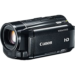 Canon VIXIA HF M50 Full HD Camcorder (Refurbished)