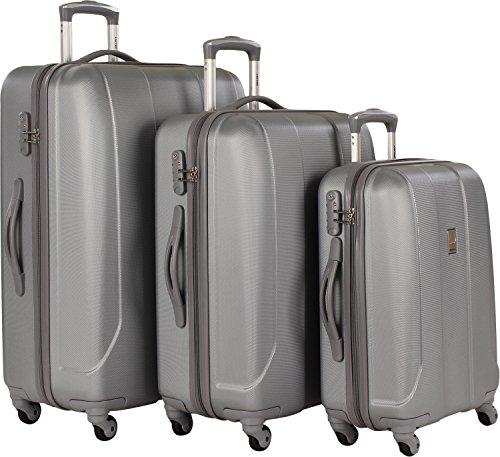 Delsey Set di valigie, 11 sterling-silver (Grigio) - 52985T911