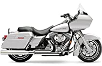 Cobra Power Pro HD 2 Into 1 Exhaust for 1995-2006 FLH, FLT models - One Size