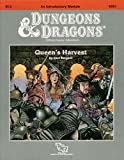 Queen's Harvest (Dungeons & Dragons Module B12) (0880387688) by Sargent, Carl