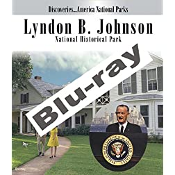 Discoveries...America National Parks: Lyndon B. Johnson National Historical Park [Blu-ray]