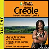 Product B00BHIWQAG - Product title Instant Immersion Creole - Level 1 (12-month subscription)
