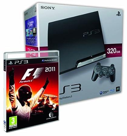 PlayStation 3 - Consola 320 Gb + Formula 1 2011