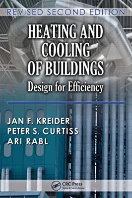 Heating and Cooling of Buildings: Design for Efficiency, Revised Second Edition (Mechanical Engineering Series)
