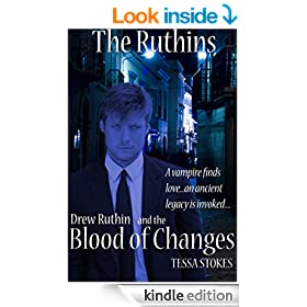Drew Ruthin and The Blood of Changes (The Ruthin Trilogy Book 2)