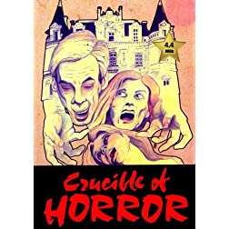 Crucible of Horror (The Corpse) [VHS Retro Style DVD] 1971