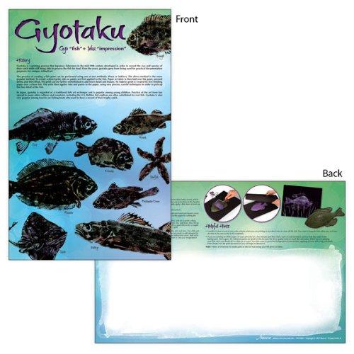 gyotaku fish printing instructions