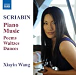 Piano Music: Poems Waltzes D