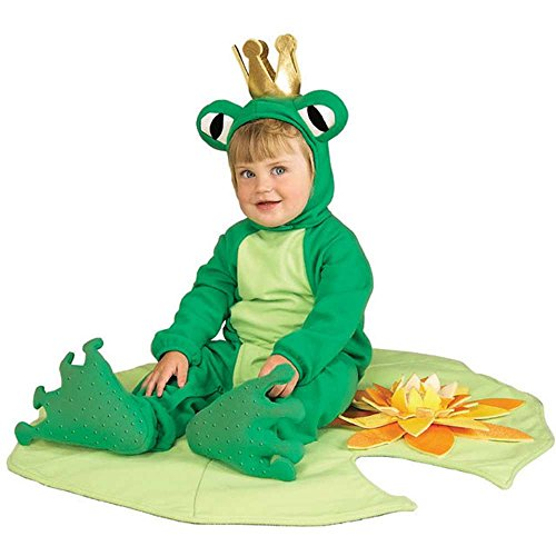 Lil Frog Prince Baby Costume - Infant