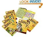 Jolly Phonics Activity Books, Set 1-7