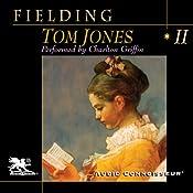 Tom Jones, Volume 2 Henry Fielding and Charlton Griffin