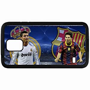 Samsung S5 Cell phone Case/Cover Skin WALLPAPER REAL MADRID