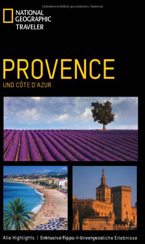 National Geographic Moments. Provence Und Côte D'Azur