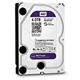 WD Purple 3.5inch IntelliPower 4.0TB 64MBキャッシュ SATA3.0  WD40PURX