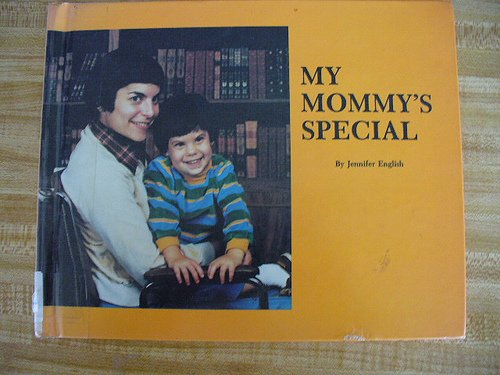 My Mommy's Special (Real-Life Photo Series)