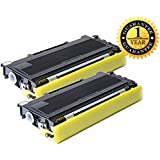 2 Pack SaveOnMany ® Brother TN-350 TN350 Black New Compatible Toner Cartridge for Brother DCP-7010 DCP-7020 DCP-7025 HL-2030 HL-2030R HL-2040 HL-2040N HL-2040R HL-2070N HL-2070NR IntelliFAX 2820 2850 2910 2920 MFC-7220 MFC-7225n 7420 7820D 7820N