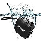 Anker SoundCore Sport 防水Bluetoothスピーカー 【IPX7 防水&防塵認証 / 10時間連続再生 / 内蔵マイク搭載 】 A3182011