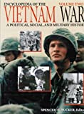 img - for Encyclopedia of the Vietnam War (Political, Social, and Military History) (Volume Two) book / textbook / text book