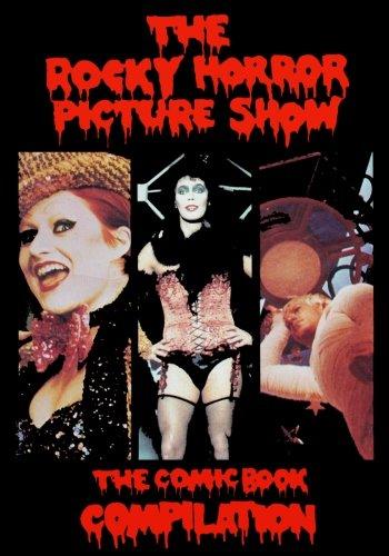 Rocky Horror Picture Show Comic book [Vanhook, Kevin] (Tapa Blanda)