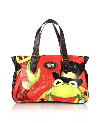 Hoy Collection Borsa Cesira Muppets [Rosso]