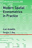 img - for Modern Spatial Econometrics in Practice: A Guide to GeoDa, GeoDaSpace and PySAL book / textbook / text book