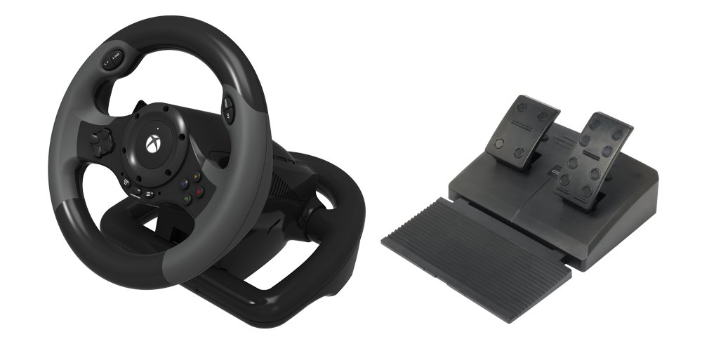 Hori Racing Wheel One For Xbox One Released In U S Game