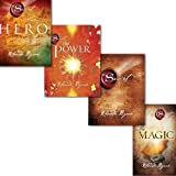 Rhonda Byrne Rhonda Byrne The Secret Series 4 Books Collection Set Pack, Hero The Secret, The Power and[PaperBack] The Magic