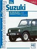 Suzuki SJ 410 bis 1986 (1,0 Ltr.), SJ 413 bis 1984-86 (1,3 Ltr).