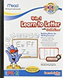 Mead 4-in-1 Learn to Letter with Guidelines (48004)