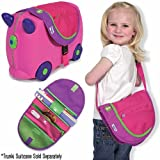 Melissa & Doug Trunki Saddlebag - Pink