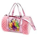 Disney Store Princess Cinderella Belle Aurora Rapunzel Snow White Ballet Duffel Bag