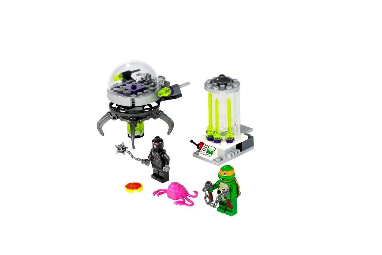 Lego Teenage Mutant Ninja Turtles 79100