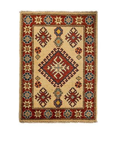 RugSense Alfombra Kazak Multicolor 94 x 64 cm