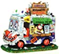 Lemax 43103 Gurgle's Roach Coach Spooky Town Table Accent Halloween Decor Killer Clowns