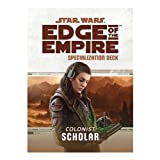 Scholar Star Wars Edge of the Empire Specialization Deck