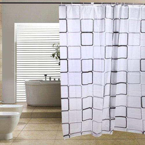 Rideau de douche comment choisir le bon mod le mon robinet for Rideau de douche moderne