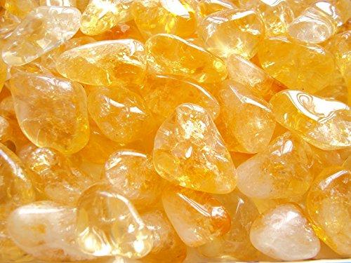 trommelsteine 100 g polierte citrin splitter kristall stein in einem beutel aus veloursamt. Black Bedroom Furniture Sets. Home Design Ideas