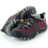 Merrell Mens J86269 Chameleon Wrap Slam Breathable Walking Shoe Grey