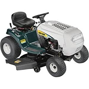 Yard-Man 13A0785T055 46-Inch 19.5 HP Powerbuilt Auto-Drive Transmission Riding Lawn Mower (Discontinued by Manufacturer)