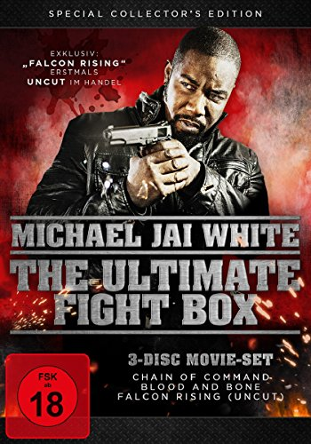 Michael Jai White - The Ultimate Fight Box [3 DVDs]